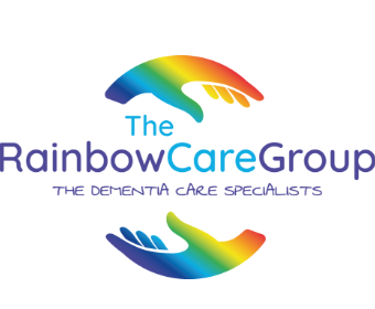 The Rainbow Care Group logo